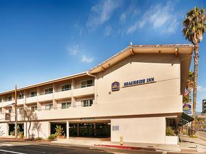 海濱貝斯特韋斯特酒店(BEST WESTERN Beachside Inn)