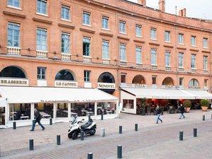 威爾遜諾富特圖盧茲中心酒店(Novotel Toulouse Centre Wilson)