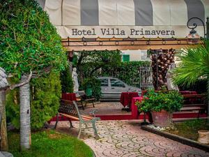 普利莫沃勒別墅酒店(Hotel Villa Primavera)