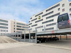 威斯巴登B&B酒店(B&B Hotel Wiesbaden)