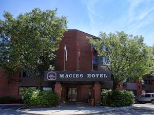 渥太華城市中心貝斯特韋斯特優質酒店(BEST WESTERN PLUS Ottawa City Centre)