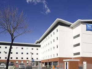 迪夫中心宜必思快捷酒店(ibis budget Cardiff Centre)