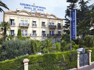 巴黎戛納金色郁金香酒店(Golden Tulip Cannes Hotel de Paris)