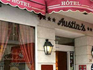 Austin's Saint Lazare Hotel(奧斯丁聖拉扎爾酒店)