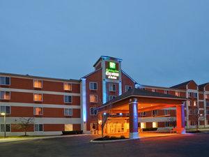 安阿伯智選假日酒店及套房(Holiday Inn Express Hotel & Suites Ann Arbor)