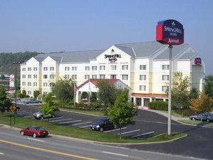 匹茲堡機場 SpringHill Suites 酒店(SpringHill Suites Pittsburgh Airport)