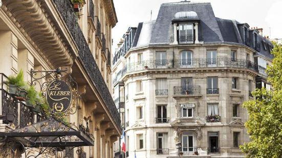 Hôtel Kleber Champs-Elysées Tour-Eiffel Paris