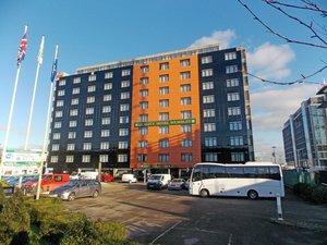 倫敦溫布利品質酒店(Quality Hotel London Wembley)