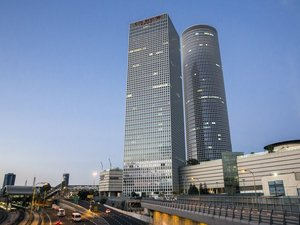 特拉維夫中心皇冠假日酒店(Crowne Plaza Tel Aviv City Center)