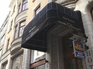 賓利貝斯特韋斯特酒店(BEST WESTERN Hotel Bentleys)