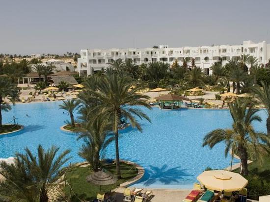 维西吉尔巴岛度假酒店(vincci djerba resort)