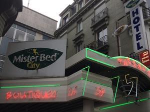 里爾中心床鋪先生酒店(Mister Bed Lille Centre)