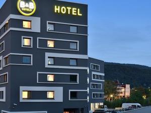 海德堡住宿加早餐酒店(B&B Hotel Heidelberg)