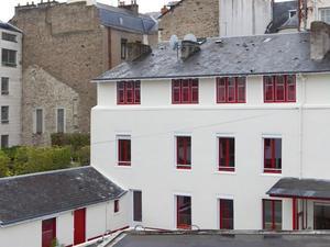 夏多布里昂洛吉酒店(Logis Hotel Chateaubriand)