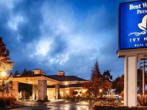 西佳納帕常春藤精品酒店(Best Western Premier - Ivy Hotel Napa)