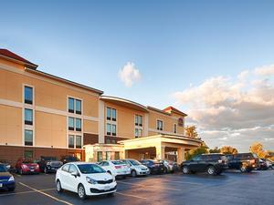 布法羅機場貝斯特韋斯特酒店(BEST WESTERN The Inn at Buffalo Airport)