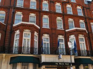 伯恩斯貝斯特韋斯特酒店(BEST WESTERN Burns Hotel Kensington)