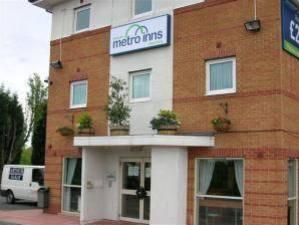 梅德隆紐卡爾斯客棧(Metro Inns Newcastle)