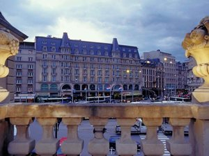 阿爾法美居大酒店(Mercure Grand Hotel Alfa Luxembourg)