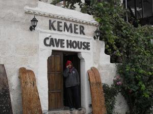 凱梅爾洞穴民宿(Kemer Cave House)