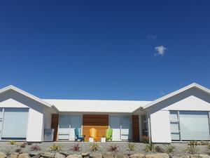 蒂卡波湖藍色公寓(Tekapo Blue)