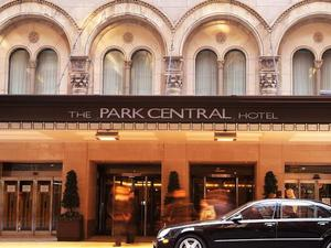 紐約中央公園酒店(Park Central Hotel NewYork)