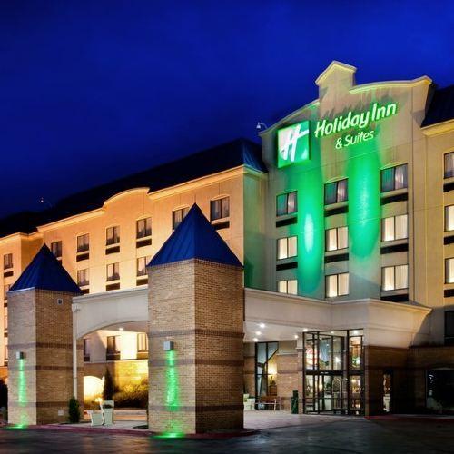 홀리데이 인 호텔 & 스위트 카운실 블러프스  I-29