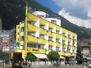 伯爾米霍夫酒店(Hotel Bernerhof)