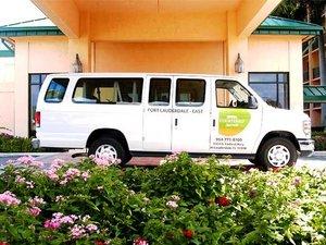 東勞德代爾堡萬怡酒店(Courtyard Fort Lauderdale East)