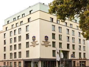 蘭資凱瑞貝斯特韋斯特優質酒店(BEST WESTERN PLUS Hotel LanzCarre)