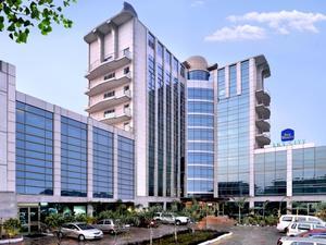 古爾岡天際大酒店(Skycity Hotel Gurgaon)