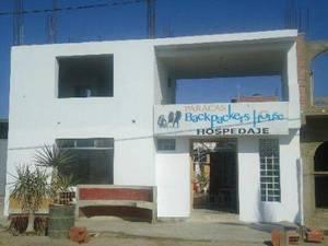 帕拉卡斯背包客旅舍(Paracas Backpackers House)