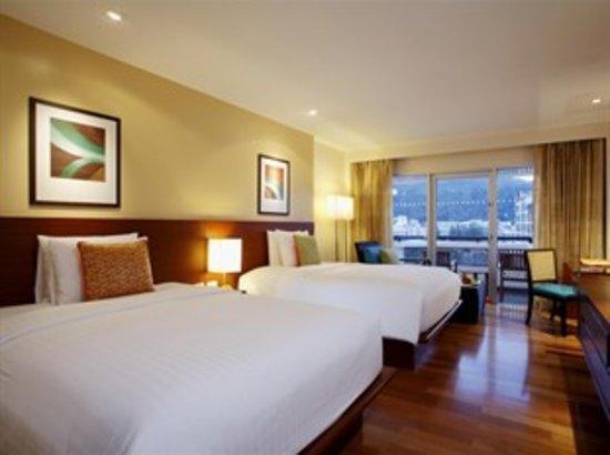 背景墙 房间 家居 酒店 设计 卧室 卧室装修 现代 装修 550_410