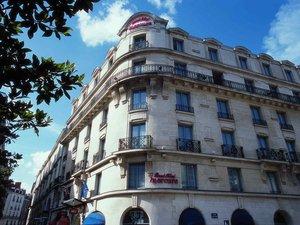 南特中心美居大酒店(Hôtel Mercure Nantes Centre Grand Hotel)