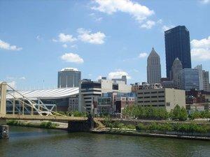 匹茲堡市區希爾頓逸林酒店(DoubleTree by Hilton Pittsburgh-Downtown, PA)