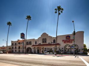 帕薩迪納皇家貝斯特韋斯特酒店(BEST WESTERN Pasadena Royale)