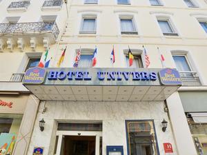 尤尼維斯貝斯特韋斯特酒店(BEST WESTERN Hotel Univers)