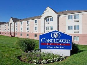 底特律安阿伯Candlewood 公寓式酒店(Candlewood Suites Detroit Ann Arbor)