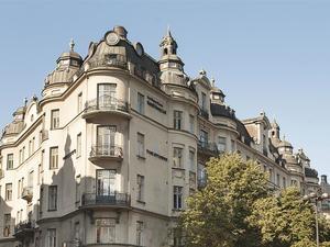 孔卡爾貝斯特韋斯特精品酒店(BEST WESTERN PREMIER Hotell Kung Carl)