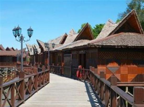 斗湖西巴丹岛红树林度假酒店(sipadan mangroves resort tawau)