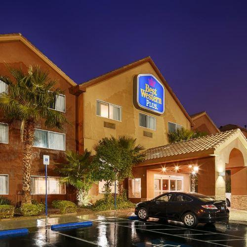 北拉斯維加貝斯特韋斯特優質套房旅館