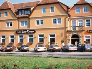 陶本羅騰堡拉普酒店(Hotel Rappen Rothenburg ob der Tauber)