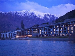 皇后鎮希爾頓度假水療酒店(Hilton Queenstown Resort & Spa)