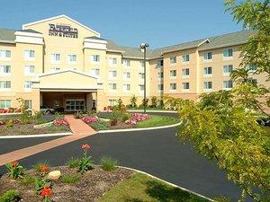 俄亥俄州立大學哥倫布分校 Fairfield Inn & Suites 酒店(Fairfield Inn & Suites Columbus OSU)