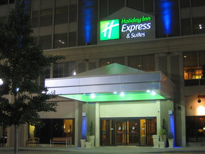 底特律奧本山智選假日酒店(Holiday Inn Express Hotel & Suites Detroit Downtown)