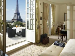 Shangri-La Hotel, Paris(巴黎香格里拉)