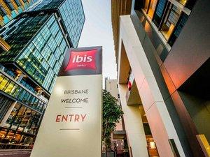 宜必思布里斯班酒店(ibis Brisbane)