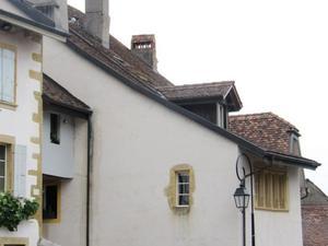 Neuchâtel Vieux Village Hauterive