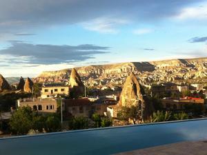 卡帕多西亞之門酒店(Doors Of Cappadocia Hotel)