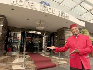 伊逗安發酒店(Hotel Idou Anfa)